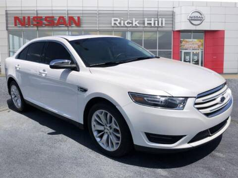 2019 Ford Taurus for sale at Rick Hill Auto Credit in Dyersburg TN