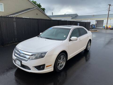 2010 Ford Fusion for sale at Universal Auto Sales in Salem OR
