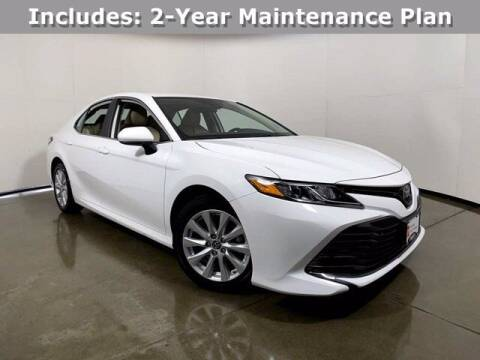 2019 Toyota Camry for sale at Smart Budget Cars in Madison WI