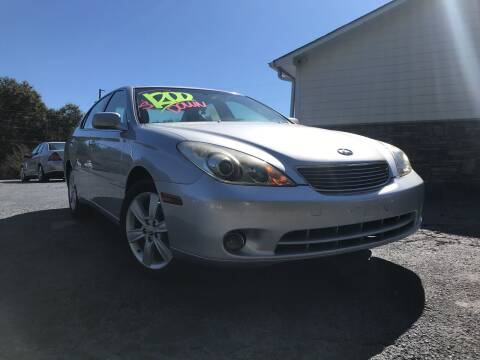 2005 Lexus ES 330 for sale at No Full Coverage Auto Sales in Austell GA