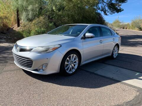 2013 Toyota Avalon for sale at BUY RIGHT AUTO SALES in Phoenix AZ