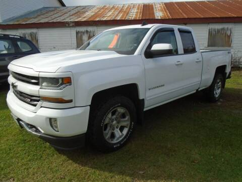 2017 Chevrolet Silverado 1500 for sale at Wimett Trading Company in Leicester VT