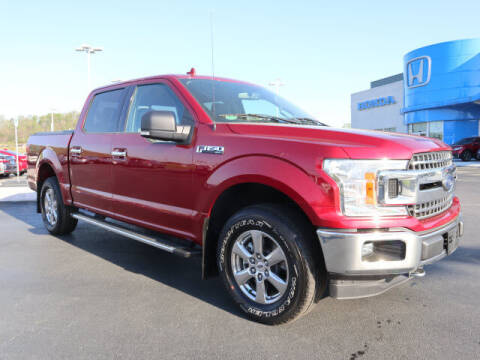 2018 Ford F-150 for sale at RUSTY WALLACE HONDA in Knoxville TN