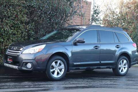 2013 Subaru Outback for sale at Beaverton Auto Wholesale LLC in Hillsboro OR