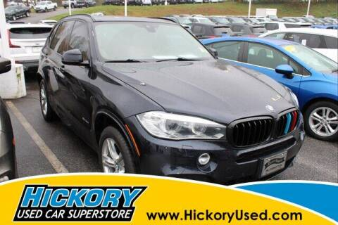 2015 BMW X5 for sale at Hickory Used Car Superstore in Hickory NC
