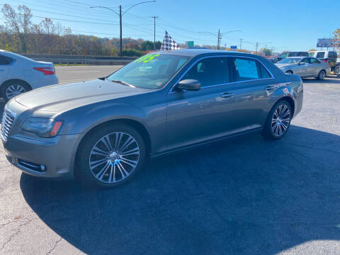 2012 Chrysler 300 for sale at Brian Jones Motorsports Inc in Danville VA