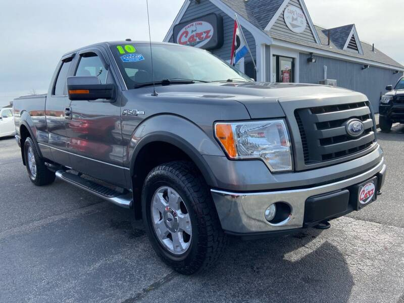 2010 Ford F-150 for sale at Cape Cod Carz in Hyannis MA