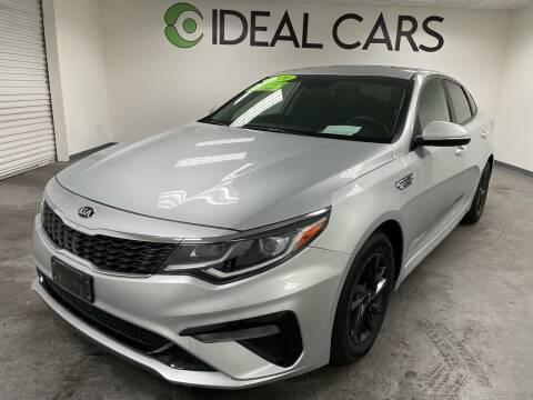2020 Kia Optima for sale at Ideal Cars Atlas in Mesa AZ