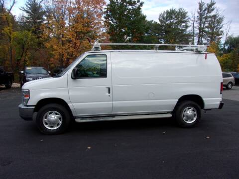 2011 Ford E-Series Cargo for sale at Mark's Discount Truck & Auto in Londonderry NH