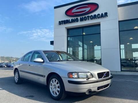2001 Volvo S60 for sale at Sterling Motorcar in Ephrata PA