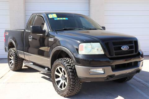 2004 Ford F-150 for sale at MG Motors in Tucson AZ