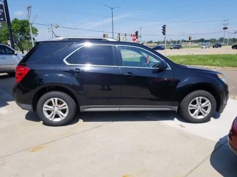 2013 Chevrolet Equinox for sale at Clairemont Motors in Eau Claire WI