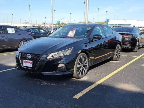 2021 Nissan Altima for sale at Gandrud Dodge in Green Bay WI