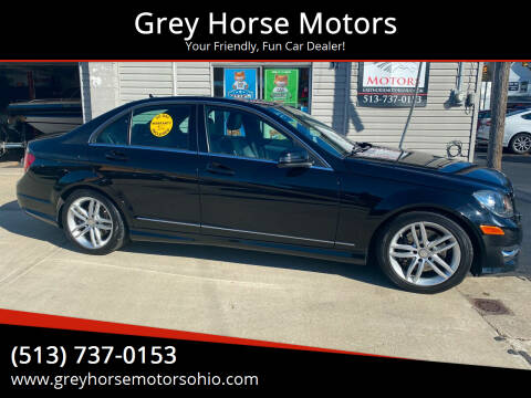 2014 Mercedes-Benz C-Class for sale at Grey Horse Motors in Hamilton OH
