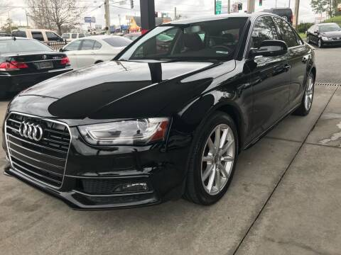 2014 Audi A4 for sale at Michael's Imports in Tallahassee FL