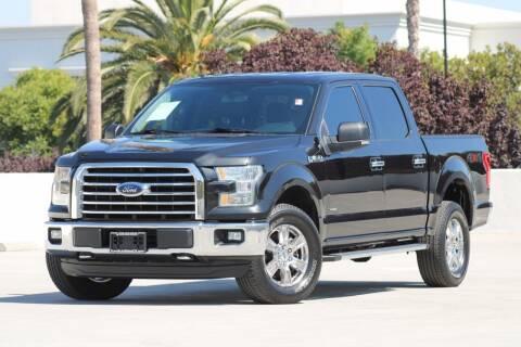 2015 Ford F-150 for sale at Euro Auto Sales in Santa Clara CA