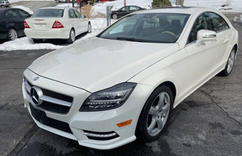 2013 Mercedes-Benz CLS for sale at Premier Automart in Milford MA
