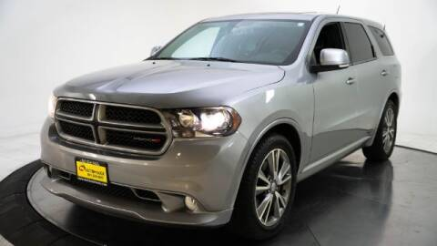 2013 Dodge Durango for sale at AUTOMAXX MAIN in Orem UT