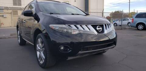 2010 Nissan Murano for sale at Express Auto Sales in Sacramento CA