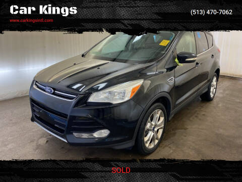 2013 Ford Escape for sale at Car Kings in Cincinnati OH