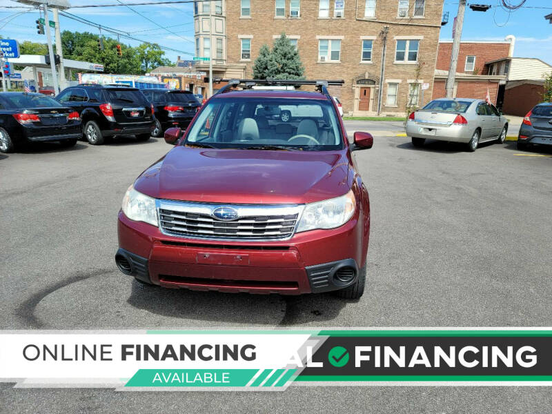 2010 Subaru Forester for sale at VALLEY IMPORTS LLC in Cincinnati OH