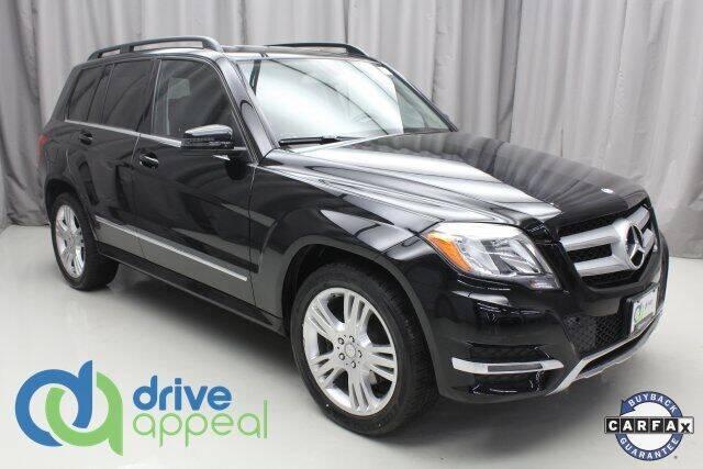 2014 Mercedes-Benz GLK for sale in Eden Prairie, MN