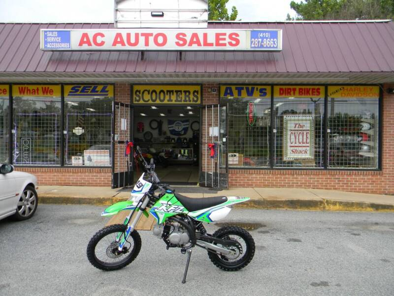 2020 Apollo 4592 X-19 for sale at A C Auto Sales in Elkton MD