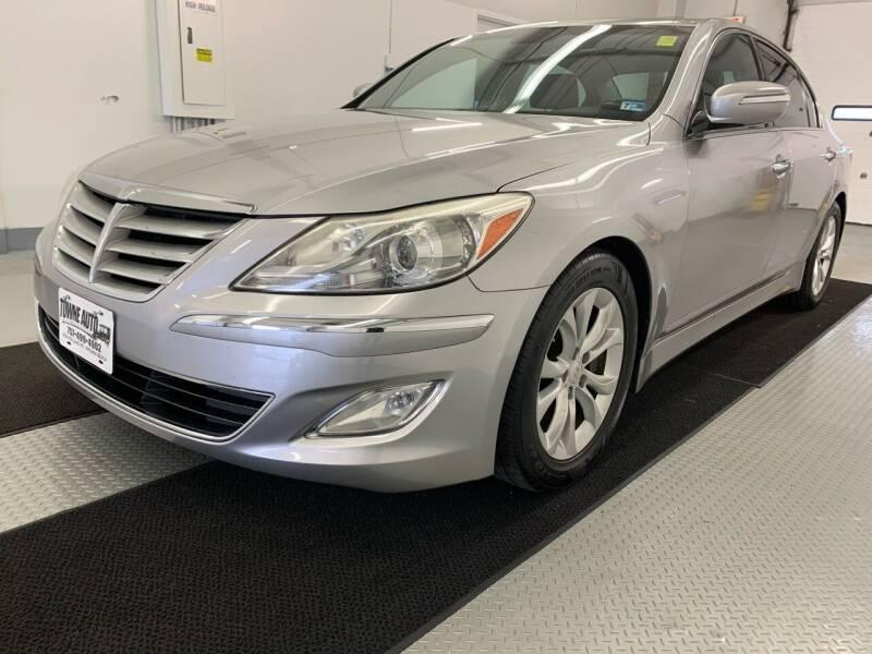 2012 Hyundai Genesis for sale at TOWNE AUTO BROKERS in Virginia Beach VA
