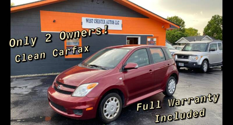 2006 Scion xA for sale at West Chester Autos in Hamilton OH