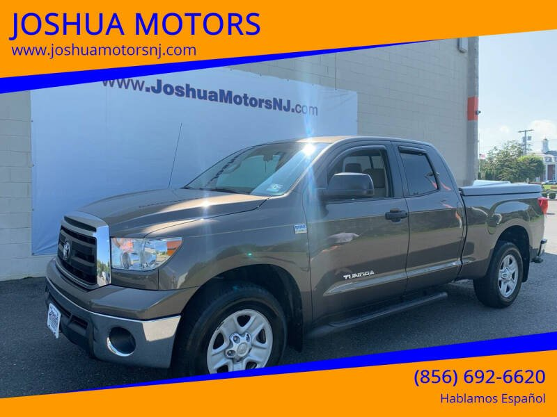 2010 Toyota Tundra for sale at JOSHUA MOTORS in Vineland NJ
