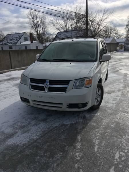 2008 Dodge Grand Caravan for sale at Suburban Auto Sales LLC in Madison Heights MI