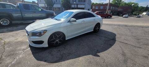 2015 Mercedes-Benz CLA for sale at East Main Rides in Marion VA