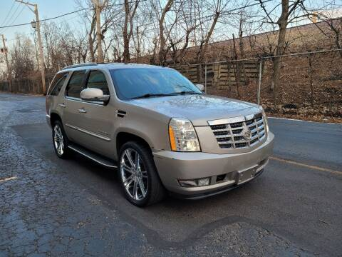 2008 Cadillac Escalade for sale at U.S. Auto Group in Chicago IL