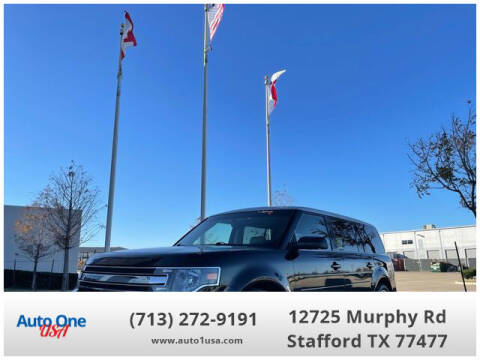 2013 Ford Flex for sale at Auto One USA in Stafford TX