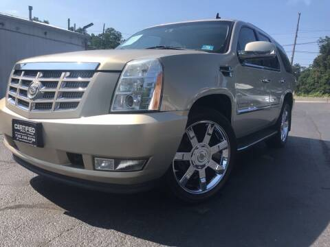 2008 Cadillac Escalade for sale at Certified Auto Exchange in Keyport NJ