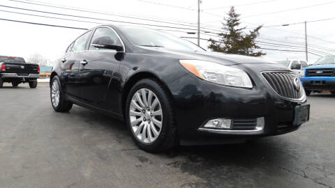 2012 Buick Regal for sale at Action Automotive Service LLC in Hudson NY