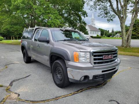 2013 GMC Sierra 1500 for sale at iDrive in New Bedford MA