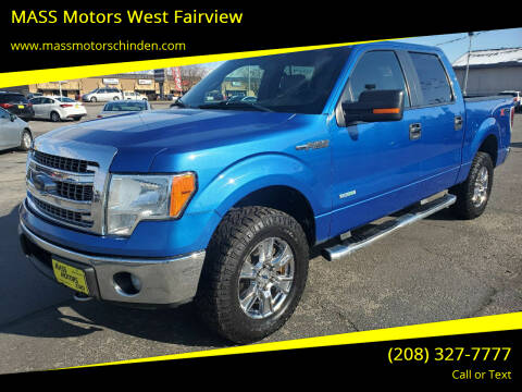 2014 Ford F-150 for sale at M.A.S.S. Motors - West Fairview in Boise ID