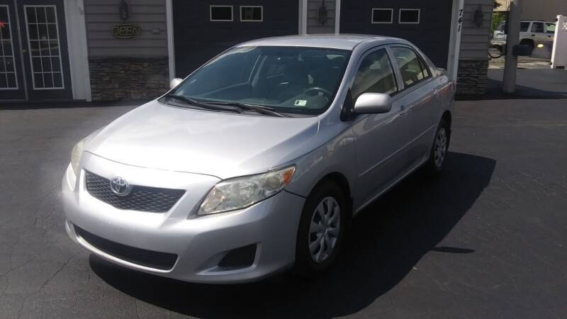 2009 Toyota Corolla for sale at American Auto Group, LLC in Hanover PA