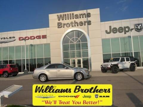 2011 Cadillac CTS for sale at Williams Brothers - Pre-Owned Monroe in Monroe MI