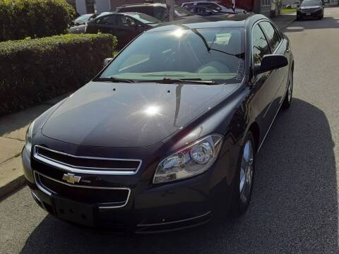 2012 Chevrolet Malibu for sale at Affordable Auto Sales of PJ, LLC in Port Jervis NY