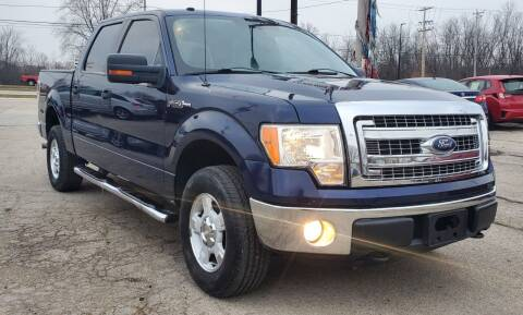 2010 Ford F-150 for sale at Wyss Auto in Oak Creek WI
