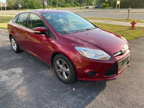 2013 Ford Focus for sale at Wyss Auto in Oak Creek WI