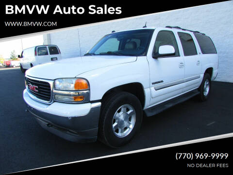 2005 GMC Yukon XL for sale at BMVW Auto Sales in Union City GA