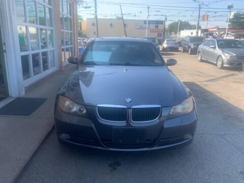 2007 BMW 3 Series for sale at Park Avenue Auto Lot Inc in Linden NJ