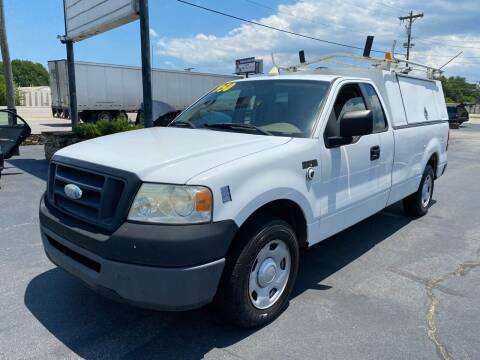 2008 Ford F-150 for sale at Import Auto Mall in Greenville SC