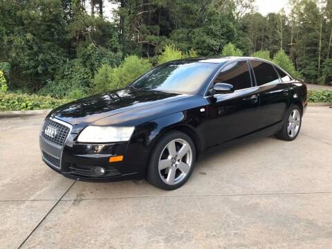 2008 Audi A6 for sale at Dreamers Auto Sales in Statham GA