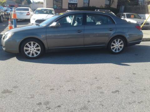 2007 Toyota Avalon for sale at Nelsons Auto Specialists in New Bedford MA