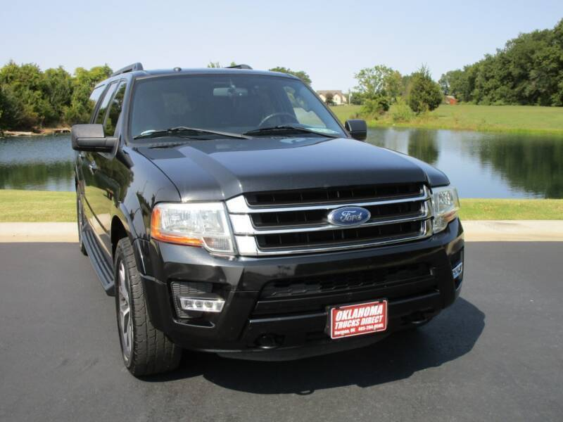 2015 Ford Expedition EL for sale at Oklahoma Trucks Direct in Norman OK
