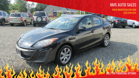 2010 Mazda MAZDA3 for sale at Jims Auto Sales in Lakehurst NJ